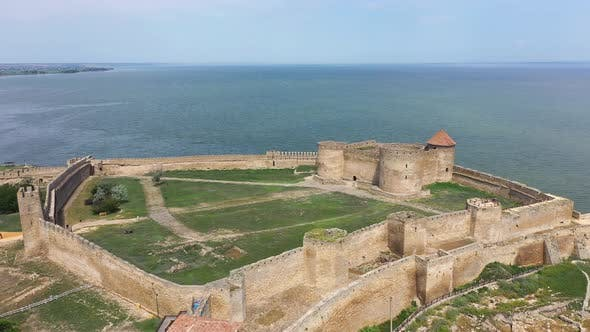 Thumbnail for Citadel of Ancient Fortress Akkerman Ukraine