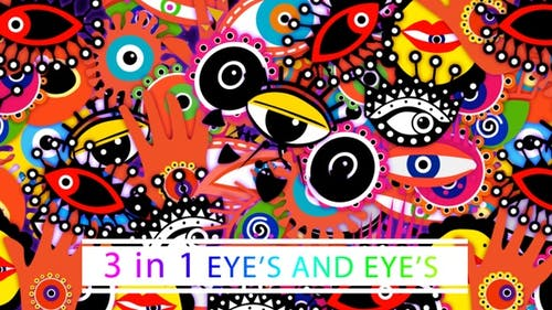 Les yeux et les yeux