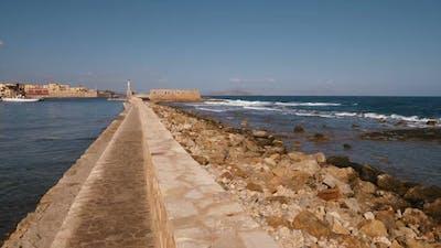 Harbor Of Chania