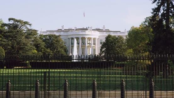 Thumbnail for White House in Washington DC 03B