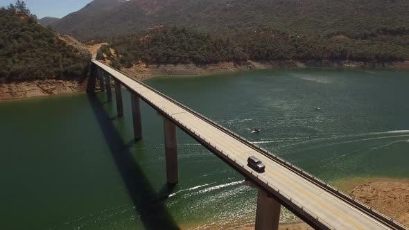 Thumbnail for Car on the Bridge