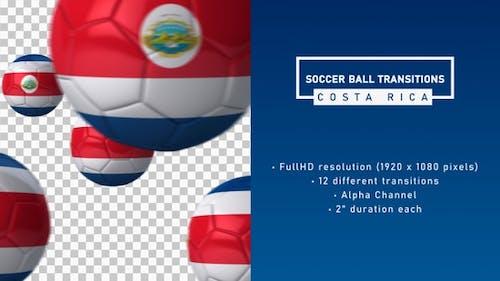 Soccer Ball Transitions - Costa Rica