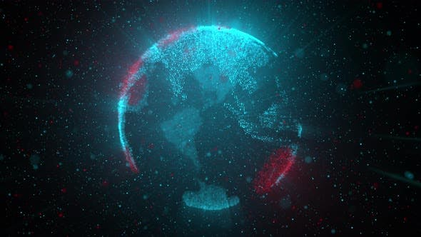 Thumbnail for 4K Corona Virus Covid 19 World Map Infection