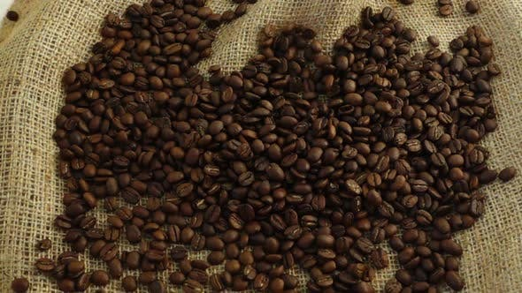 Thumbnail for Coffee Beans Fall