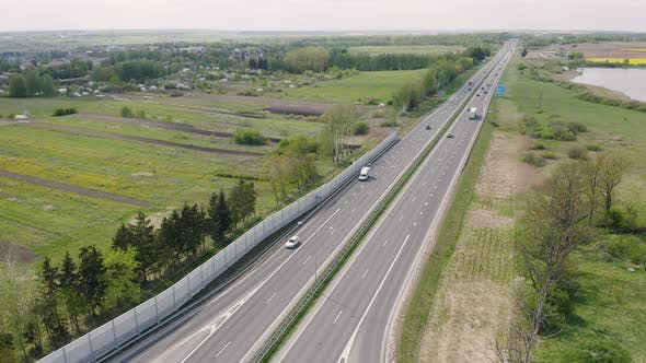 Thumbnail for Highway in East Europe