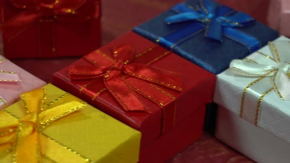 Many Holiday Gifts