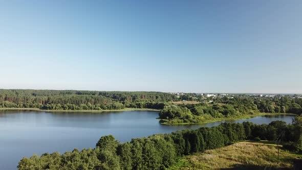 Thumbnail for Three Lakes In The Town Of Gorodok 01