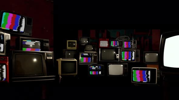 Thumbnail for Retro Television Stack.