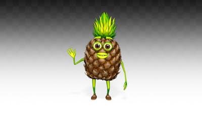Pineapple Hello