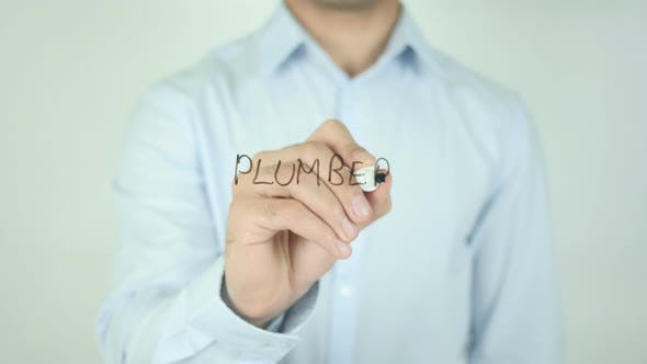 Plumber, Writing On Screen