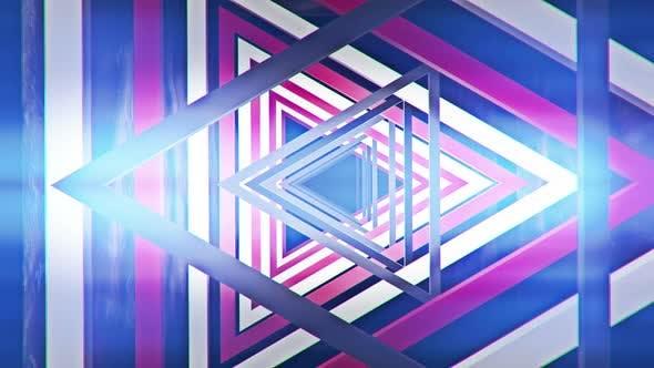 Dreieck rot 02 4k