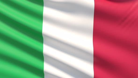 Thumbnail for The Flag of Italy