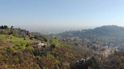 Bologna Aerial Shot