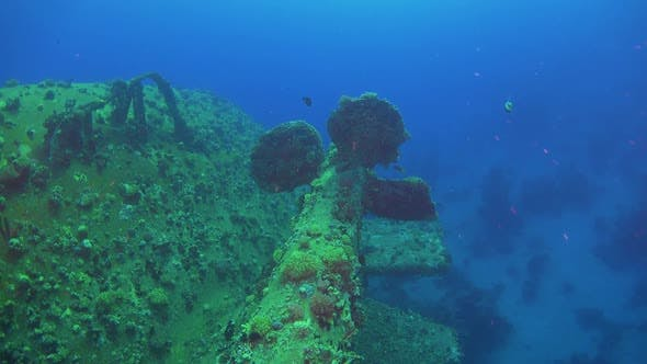 Thumbnail for Shipwreck on the Sea Bottom