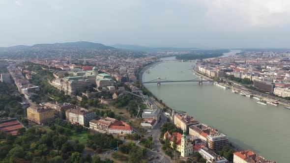 Thumbnail for Flying through Budapest