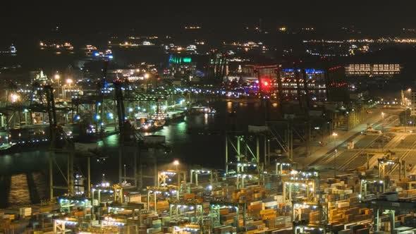 Thumbnail for Cargo Port
