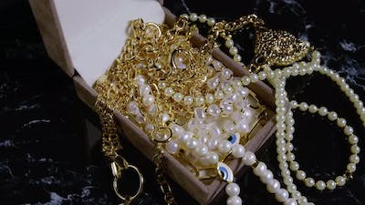 Jewelry In The Box