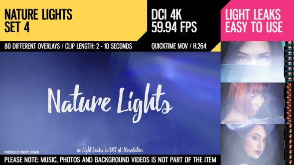 Thumbnail for Nature Lights (4K Set 4)