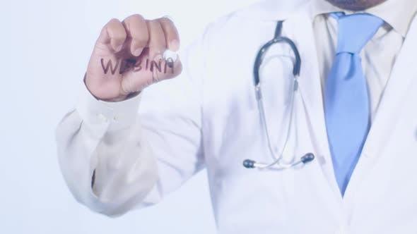Indian Doctor Writes Webinar