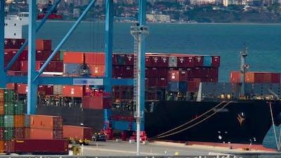 Modern Logistics Background