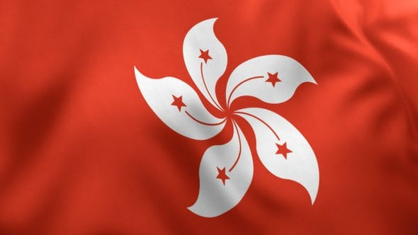Thumbnail for Hong Kong Flag