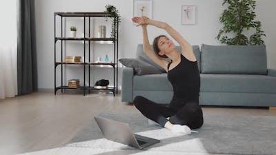 Laptop for Fitness Vlog