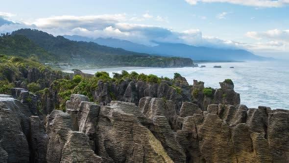 Thumbnail for Punakaiki Pancake Rocks