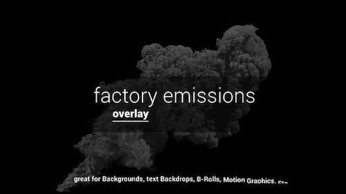 Factory Smoke Emissions