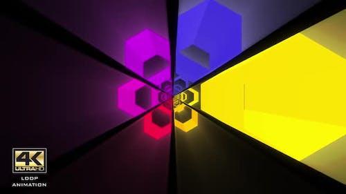 Hexagons Tunnel