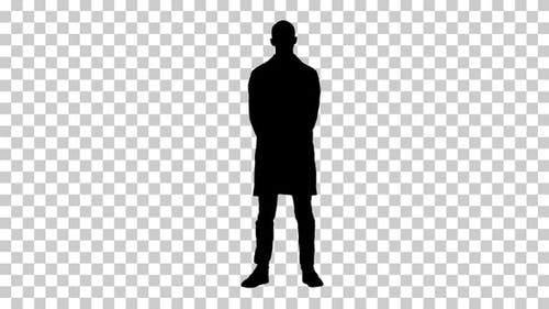 Silhouette Doctor, Alpha Channel