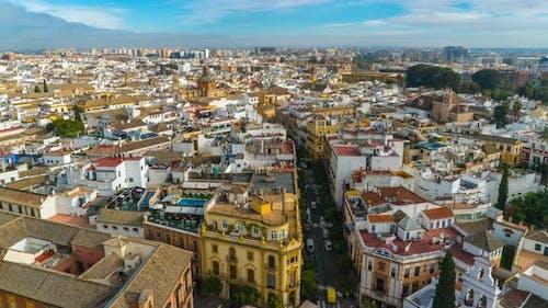 Sevilla, Stadtbild Spanien