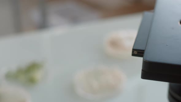 Thumbnail for Microscope Analysis