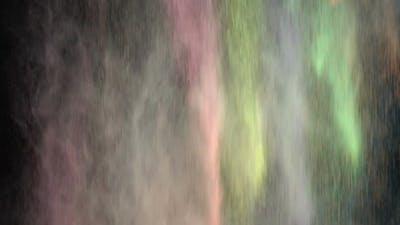 Multi-Colored Powder