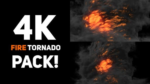 Fire Tornado Pack