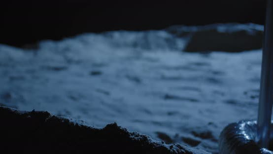 Thumbnail for Astronaut Walking on the Moon