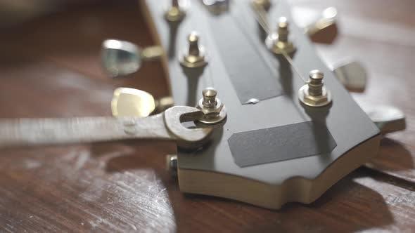 Thumbnail for Wizard Repairs Musical Instrument Electric Guitar