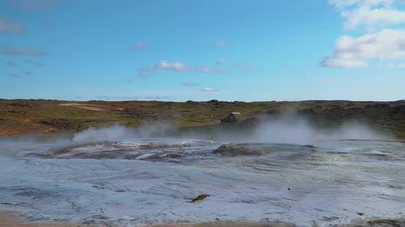 Thumbnail for Hveravellir Geotermal Area