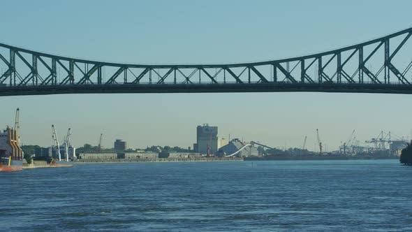 Thumbnail for Part of Jacques Cartier Bridge