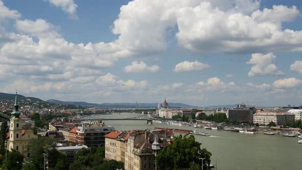 Cover Image for Time lapse from Danube river