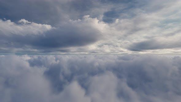 Volume Clouds Loopabel 4K