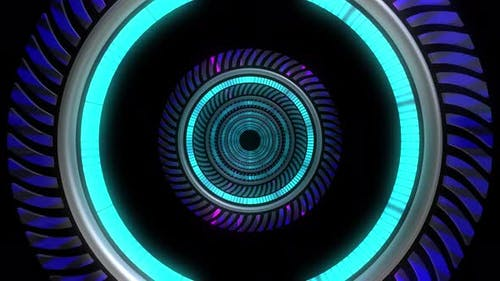 Spiral Vjloop