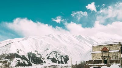 Sioni Village Mtskhetamtianeti Region Georgia