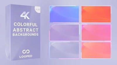 Clean Gradients Background Pack