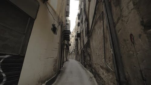 A Street in Palermo