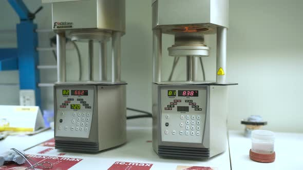 Dental clinic machines