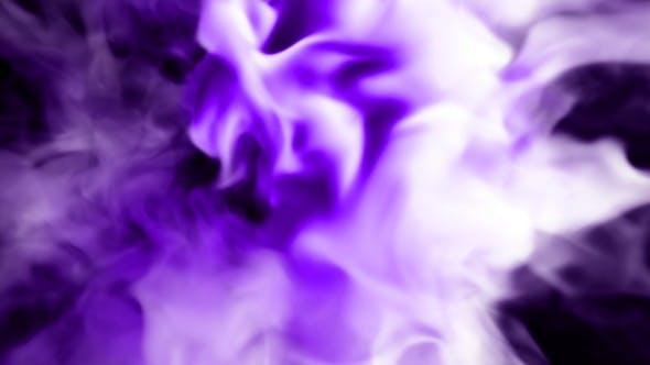Thumbnail for Purple Filled Smoke