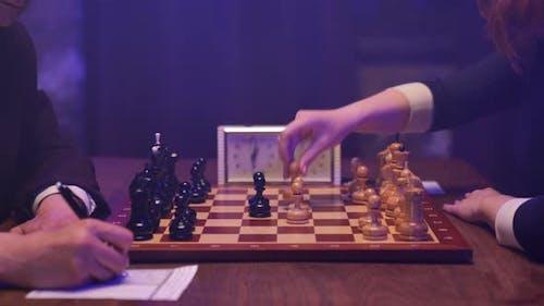 Queen Gambit