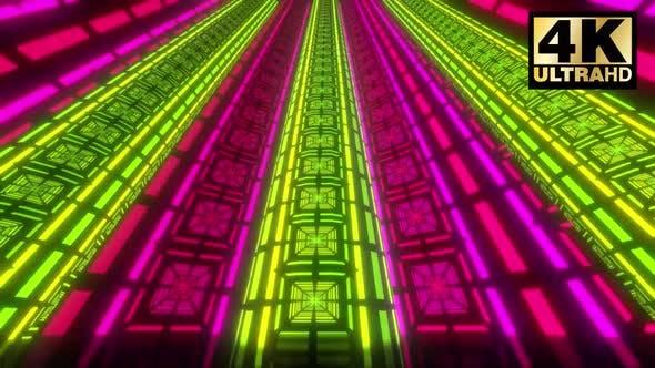 Thumbnail for 3 Colorfull Vj Scene Pack
