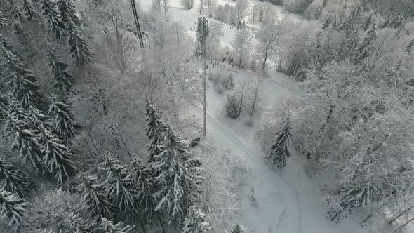 Thumbnail for Winter Alpine Ski Resort