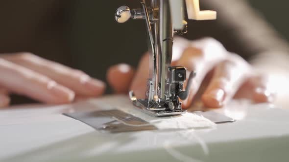 Sewing Workshop with Sunlight